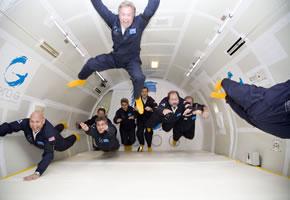 Parabelflug - Schwerelosigkeit - Urlaub von der Schwerkraft