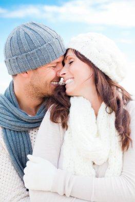 Partnerschaft zwischen Mann und Frau