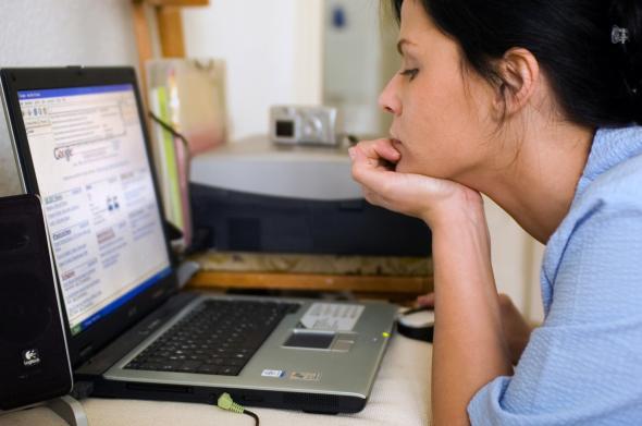 Partnersuche im Internet - auf der Suche nach dem richtigen Partner.