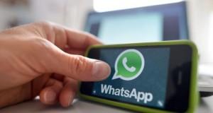 Whatsapp ist eine kostenlose App für das Smartphone.