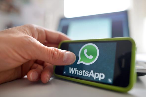 Whatsapp ist eine kostenlose App für das Smartphone und Iphone.