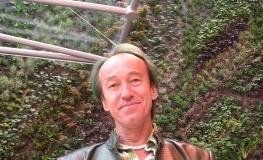 Patrick Blanc - der Erfinder von vertikalen Gärten