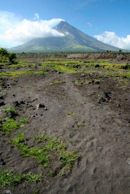 Pazifischer Feuerring: Der Vulkan Mayon auf den Philippinen