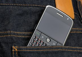 PDA: Blackberry Smartphone
