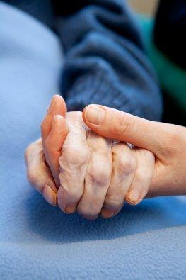 Pflegebedürftigkeit - die Menschen in Deutschland werden immer älter
