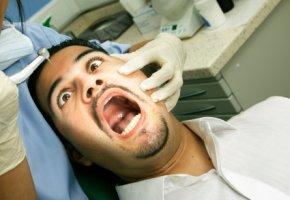 Phobie - Angst und Panik vor der Behandlung