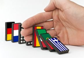 Rettungsschirm: PIIGS-Staatsbankrott Dominoeffekt