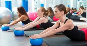 Pilates ist ein ganzheitliches Körpertraining.