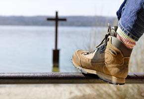 Pilgern: Pilgerreise, ich bin dann mal weg