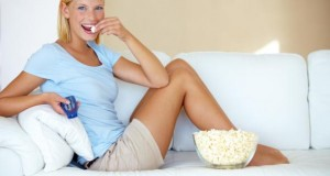 Popcorn enthält jede Menge Antioxidantien (Polyphenole).