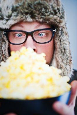Popcorn kann man ganz einfach selber herstellen