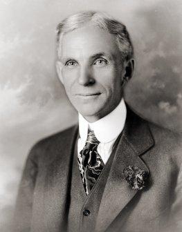 Portrait von Henry Ford (1919)