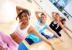 Power-Yoga - Mit Yoga machen Sie eine gute Figur!