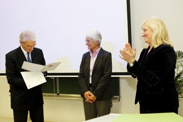 Marina Fuhrmann wird zur Professorin berufen.