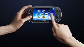 PS Vita mit Multitouchscreen