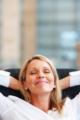Psychohygiene: Stressabbau im Büro - fünf Minuten relaxen