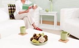 Psychotherapie: Therapeutin in ihrer Praxis