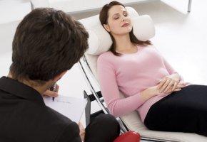Psychotraumatologie - Sitzung bei einem Psychologen