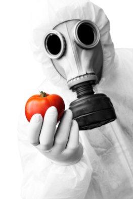 Radioaktivität in Nahrungs- und Lebensmittel