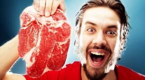 Raw Steak zum grillen