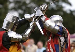 Reenactment - zurück in ein authentisches Mittelalter