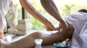 Reflexzonenmassage bringt den Körper wieder ins Gleichgewicht