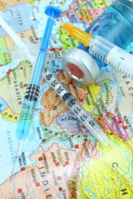 Reiseschutzimpfungen - Schutzimpfungen