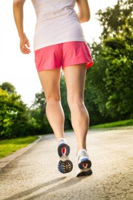 Richtig Sport treiben: Joggen auf Asphalt