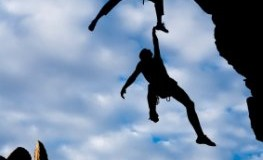Kletterteam in Gefahr: Risikobereitschaft - Risiken richtig einschätzen