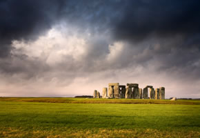 Rituale - Stonehenge zur Wintersonnenwende