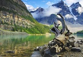 Rocky Mountains: Ein sehr schönes Panorama