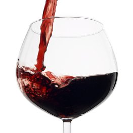 Rotwein vor dem Schlafengehen bringt nichts