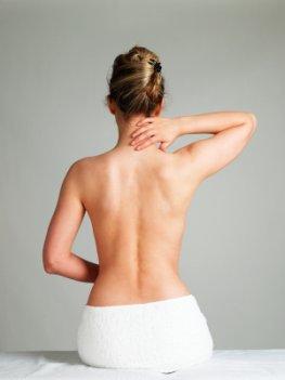 Rückenschmerzen - Andullation kann die Selbstheilungskräfte durch Schwingungen aktivieren