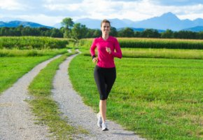 Rückwärtslaufen schont die Gelenke