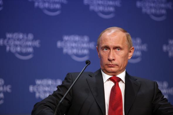 Ukraine Krise: Wladimir Putin steckt in der Zwickmühle.