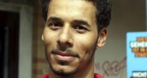 Wahlkampfmanager - Salomon Reyes von der Piratenpartei.