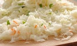 Sauerkraut mit Karotten