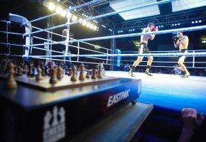 Schachboxen - die nächste Runde im Ring