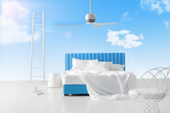 Schlaflos? Ändern Sie die Farbe Ihres Schlafzimmers! - Artikelmagazin