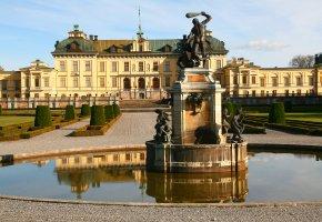 Schloss Drottningholm in Schweden