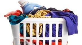 Schmutzwäsche - wäsche waschen