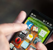 Schnelle Browser für das Smartphone