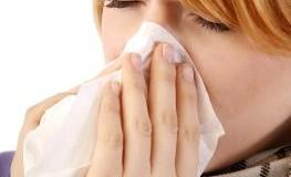 Schnupfen - wenn die Nase läuft