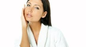 Schöne Haut mit der richtigen Pflege