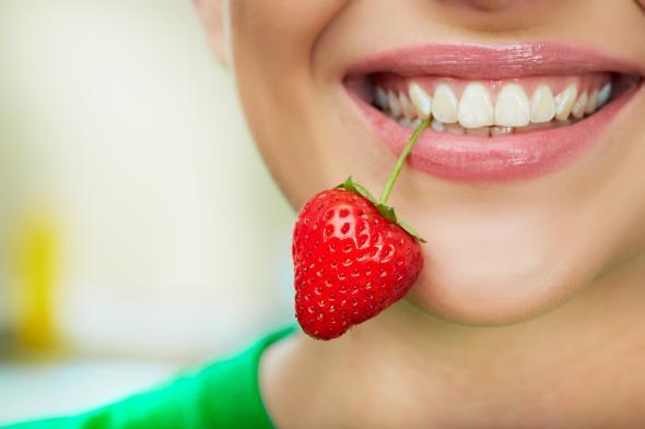 Viel Obst und Gemüse haben auch einen Schönheitseffekt.