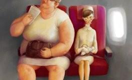 Schönheitsideale zwischen Adipositas und Anorexia nervosa