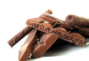 Serotonin: Schokolade macht glücklich