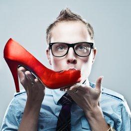 Schuhgeschichte - die Herren der Absätze