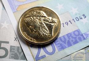 Schuldenstaaten PIIGS z.B. Griechenland Eurozone Drachmen