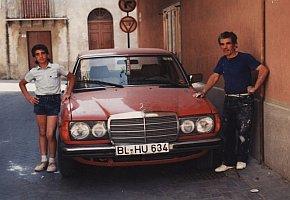 Schwäbische Sizilianer in Mirabella auf Sizilien